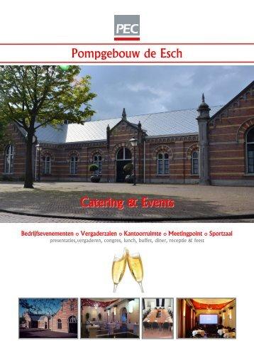 Pompgebouw de Esch Catering & Events