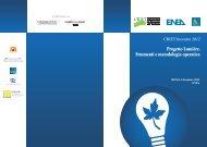 Progetto Lumière. Strumenti e metodologia operativa - formazione in ...