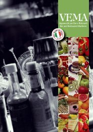 catalogo catalog - Vema