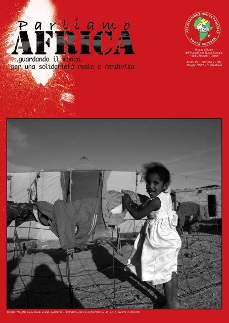 Scarica QUI il giornale in PDF! - Associazione Nuova Famiglia Addis ...