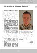 tcb - clubzeitung 2013 - TC Bürgstadt - Seite 3