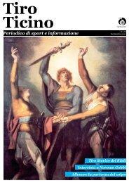 40 pagine - Formato A4 - a 4 colori - Federazione Ticinese delle ...