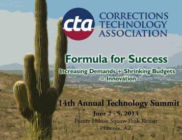 14th Annual Technology Summit / 1