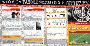 25. September - 4. Oktober 2012 - Fanprojekt Dresden