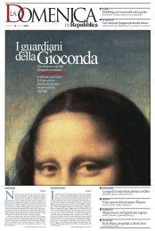 Renzo Lodoli - La Repubblica