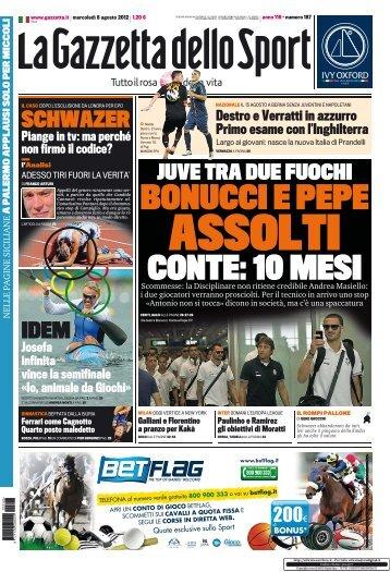 la gazzetta dello sport - ASD Torregrotta Calcio