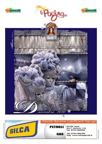 LA PAGINA DICEMBRE 2010:progetto La Pagina futura.qxd