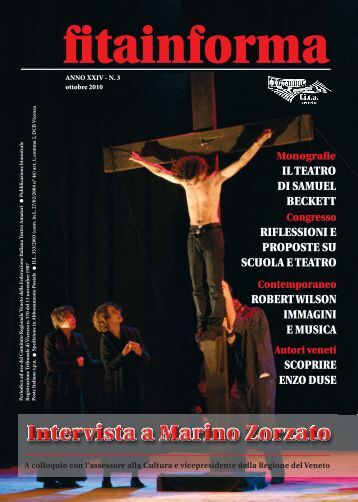 Teatro dalla Scuola - FITA Veneto