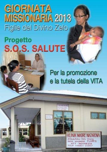 Giornata Missionaria 2013 - Figlie del Divino Zelo