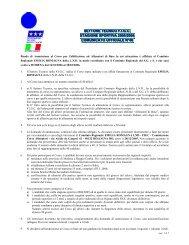 corso allenatori modena - FIGC Comitato Regionale Emilia Romagna