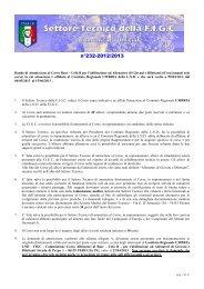 Corso Allenatore di Base - Uefa B - Perugia - FIGC Comitato ...
