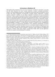 Introduzione a Metafisica XII - Noein.net