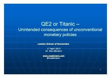 QE2 or Titanic –
