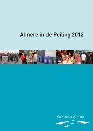 Almere in de Peiling 2012