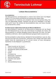 pdf zum Download - TC Lohmar