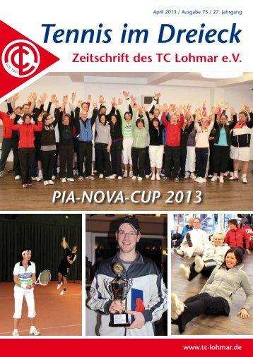 April 2013 - TC Lohmar