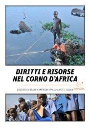 Diritti e risorse nel Corno D'AfriCA - Campagna italiana per il Sudan