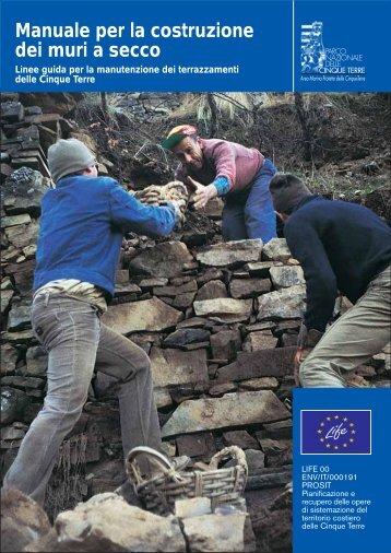 Manuale per la costruzione dei muri a secco