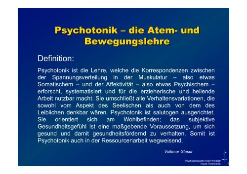 Definition: Psychotonik i