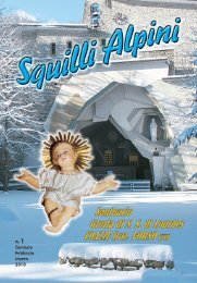 Squilli Alpini n° 1 2010 - Santuario Grotta di NS Lourdes Coazze ...