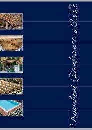 Scarica il catalogo Coperture in PDF - Franchini Legnami
