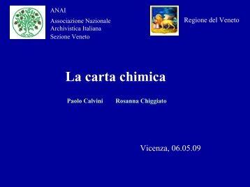 ANAI Calvini Chiggiato.pdf - Ass. Nazionale Archivistica Italiana ...