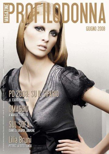 Giugno 2008 - Profilo Donna Magazine