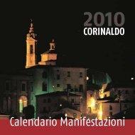 il calendario completo delle Manifestazioni di Corinaldo ... - Valmisa