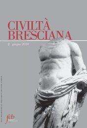 2 giugno 2010 - Fondazione Civiltà Bresciana