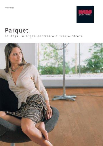 Parquet - Pavidea