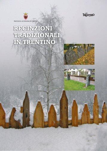 recinzioni di legno