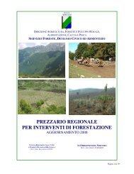 Prezzario 2008 - Regione Abruzzo