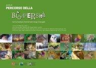 Percorso Biodiversità nel Complesso demaniale Giogo-Casaglia