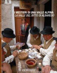Gli Antichi mestieri - Comune di Albaredo per San Marco