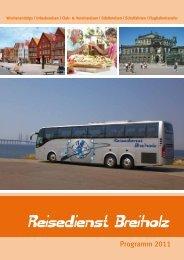 Programm 2011 - Taxi Breiholz