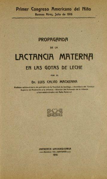 LACTANCIA MATERNP