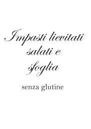 Ricette Senza Glutine - Associazione Italiana Celiachia Emilia ...