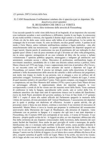 ll bugiardo che dice la verità - Società Italiana per lo Studio della ...