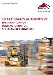 SMART SPARES AUTOMOTIVE THE SOLUTION ... - CEVA Logistics