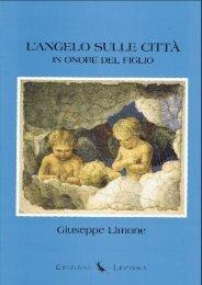 L' Angelo sulle città, in onore del figlio - Giuseppe Limone