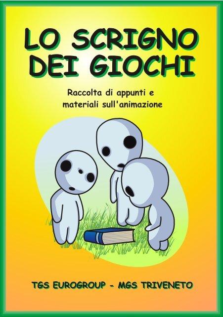 Oratoriocanegrate Giochi Scrigno Lo Vol1 it Dei CBrdexoQWE