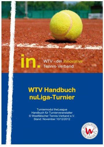 WTV Handbuch für LK-Turniere