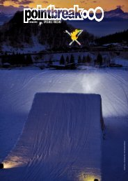 SPECIALE FREESKI - Pointbreak