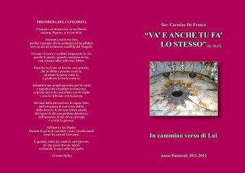 clicca qui - Sacricuoricdf.it