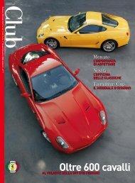 Oltre 600 cavalli - All Ferraris