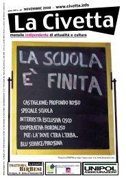 scarica la rivista - civetta.info
