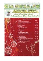 Giornale Natale 2012 completo copertina - ITAS Di Sangro e ITG ...