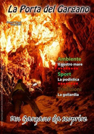 La Porta del Gargano - Home Page • San Nicandro Garganico