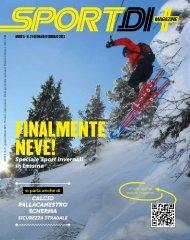 sportdipiu' n° 21 - Sportdipiù magazine Verona