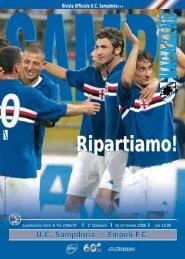 Empoli - uc Sampdoria